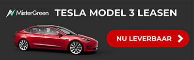 Tesla Model 3 lease offerte opvragen