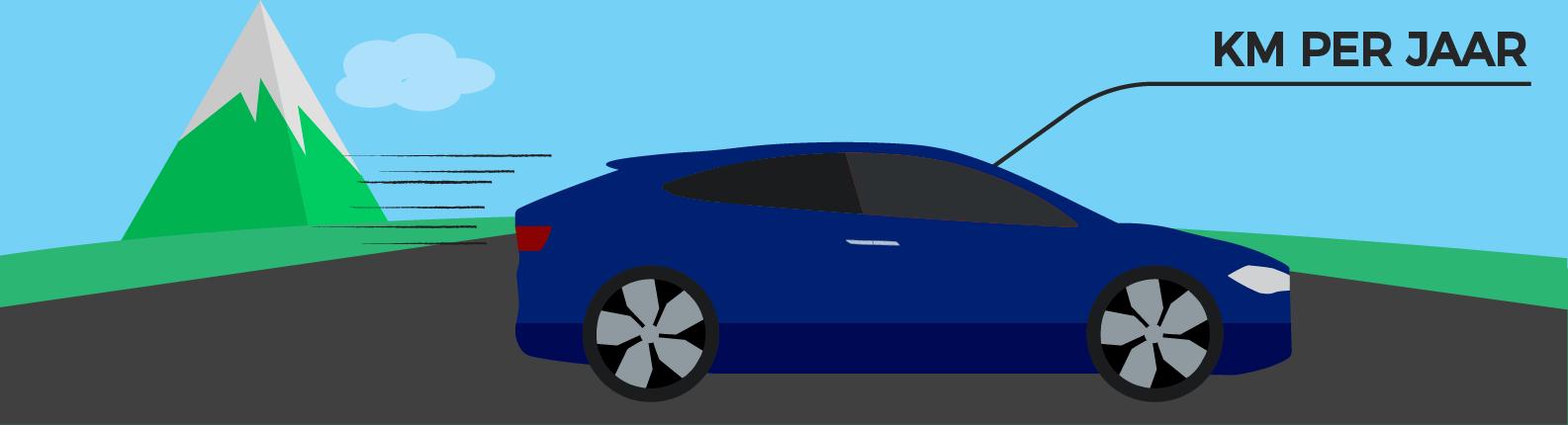 Verbruik auto berekenen per 100 km