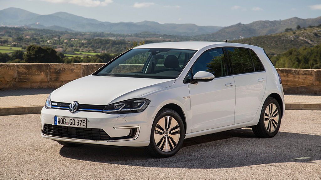 Volkswagen e-Golf leasen